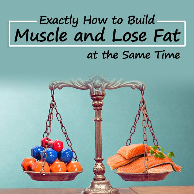 Muscle Growth and Fat Loss
