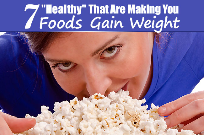 Healthy Snacks to Gain Weight