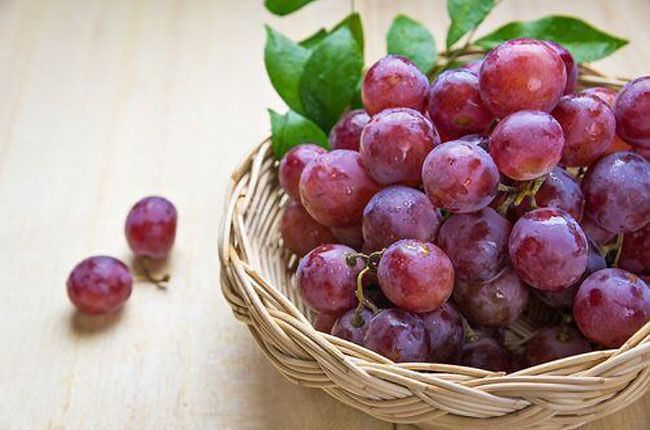 How Much Fiber Do Grapes Have