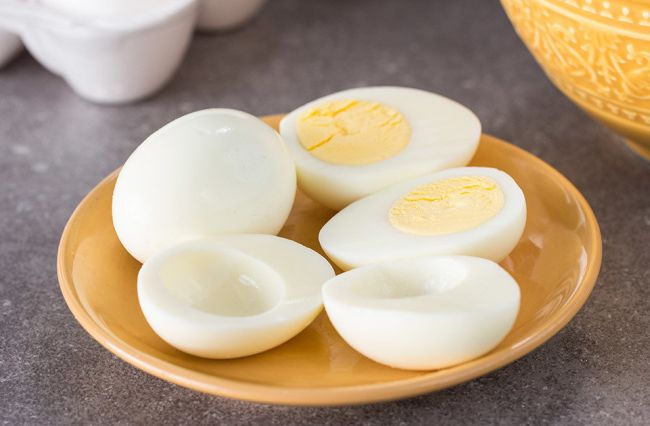 Healthiest Part of An Egg