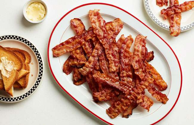 How Many Calories In 2 Slices Of Bacon