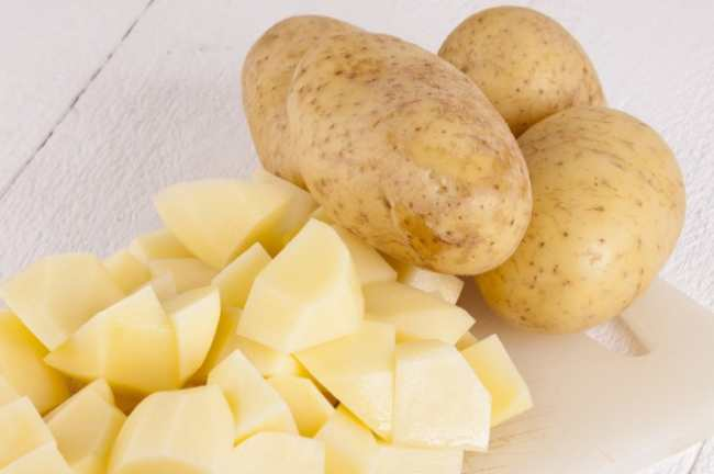 Do Potatoes Have Fiber