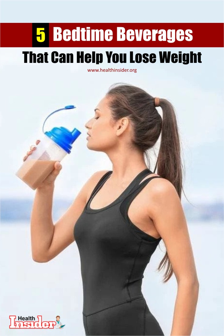 Here are some amazing beverages to drink at night to lose weight and to attain some additional benefits. #weightloss #drinks