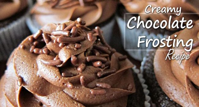 Chocolate Frosting with Unsweetened Cocoa Powder