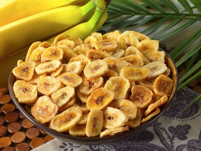 Calories Banana Chips