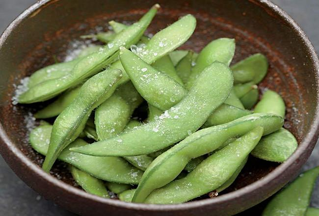 Edamame Good for Weight Loss