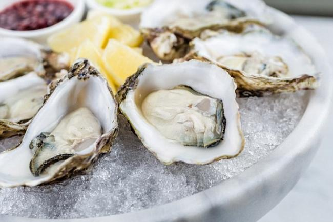 Oysters - Superfoods for Hair Regrowth