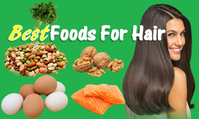 What to Eat for Hair Regrowth