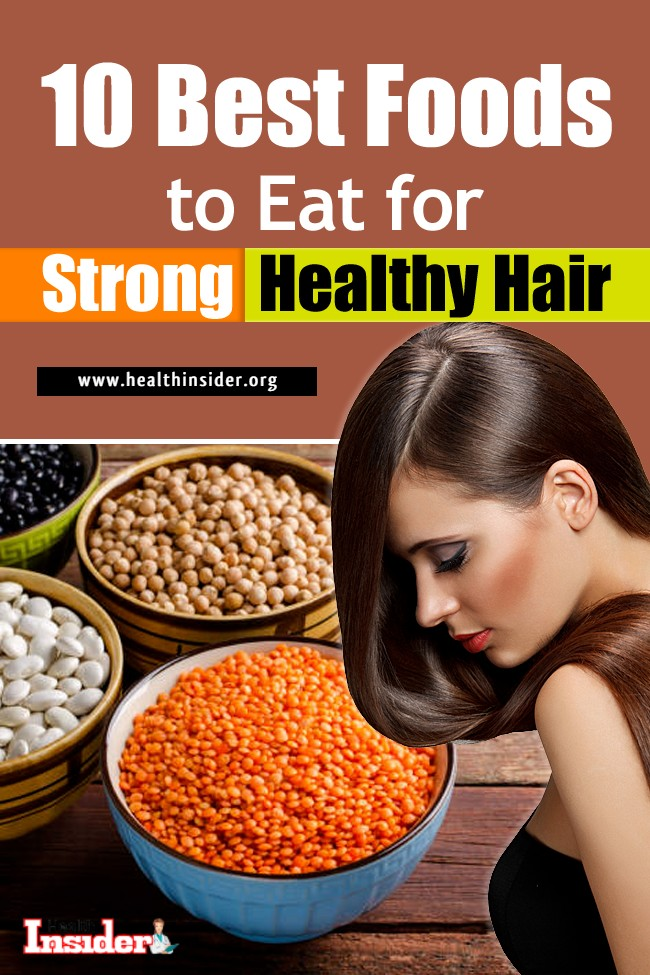 Best Foods for Healthy Hair Growth
