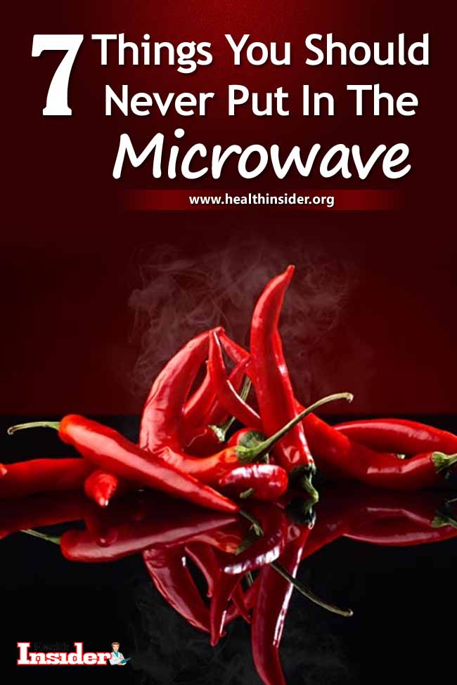 In order to help you stay safe — and keep your kitchen from going up in flames — here are some reminders about how to properly use your microwave.