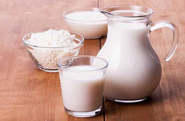 Does drinking milk make you gain weight