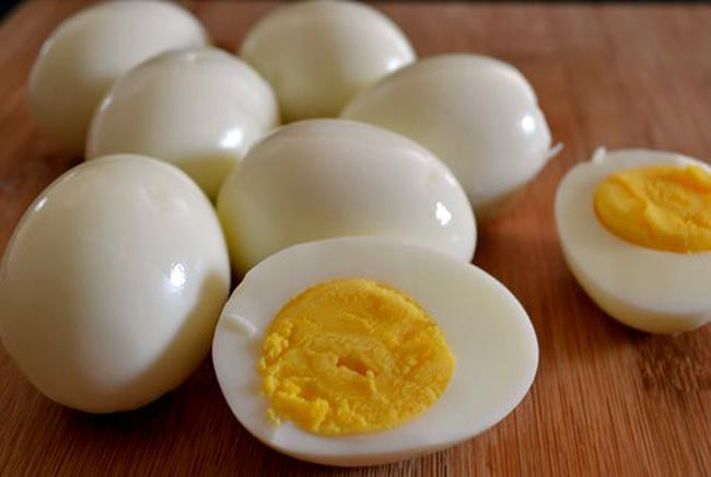 Egg Yolk Nutritional Value