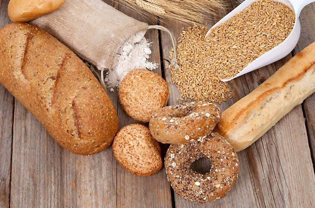Whole Grain Foods List for Weight Loss