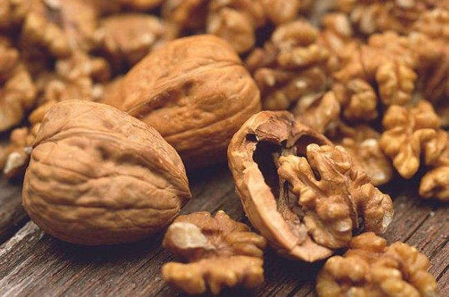 Walnuts - Best Fruits for Anxiety and Depression