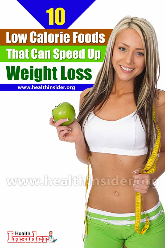 Low Calorie Weight Loss Friendly Foods