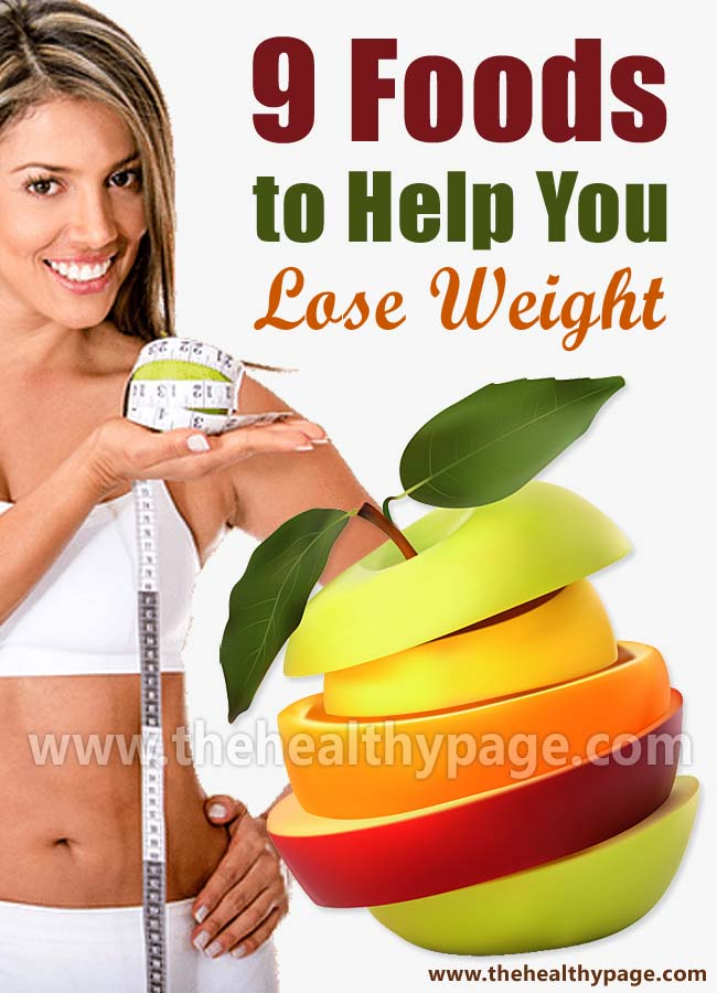 Natural Weight Loss Foods