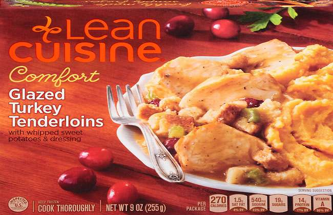Lean Cuisine Weight Loss Plan