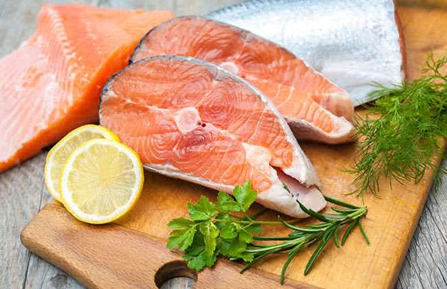 Salmon Nutrition Facts Cooked
