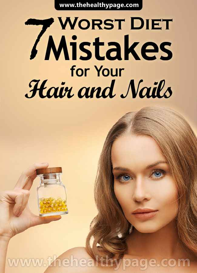 Foods That Causes Hair Loss
