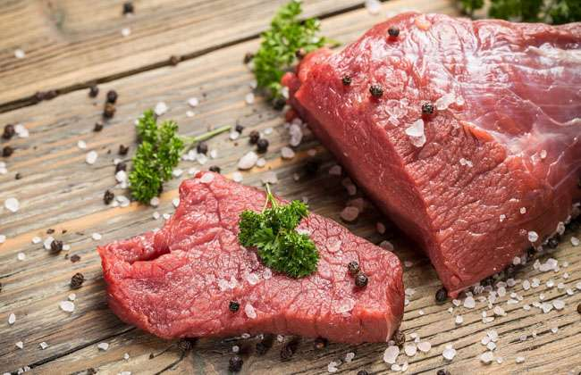 Protein In Different Meats