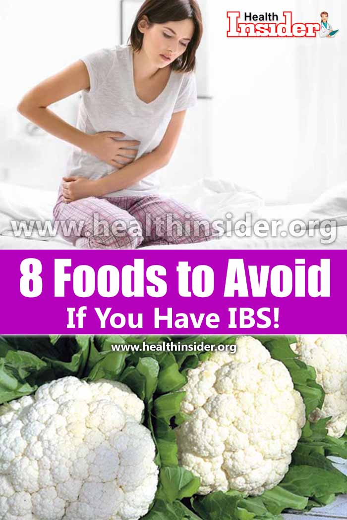 Worst Foods for IBS Symptoms