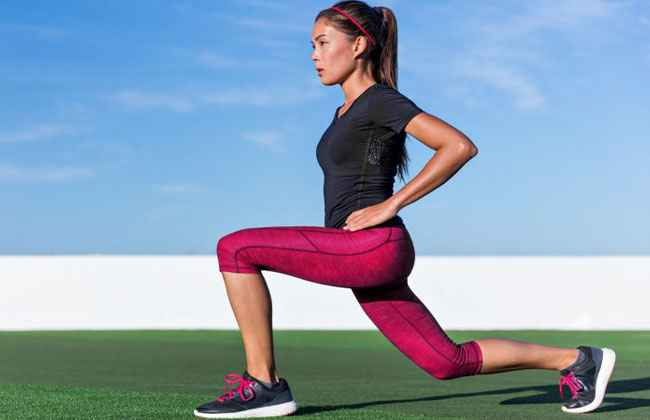 Lunge Exercises for Weight Loss