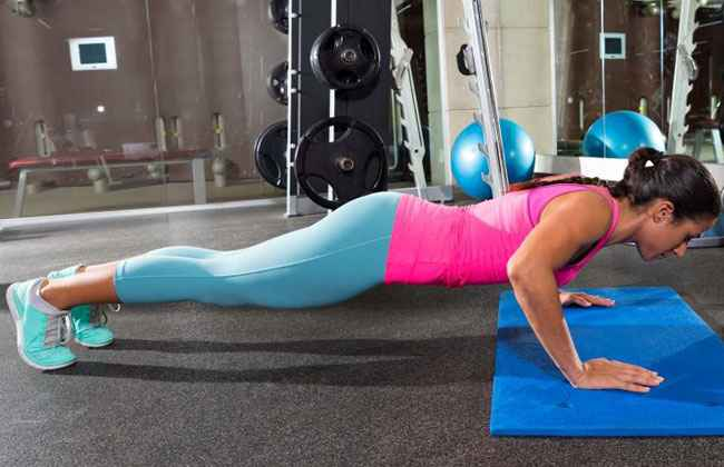 Push Up Exercises for Weight Loss
