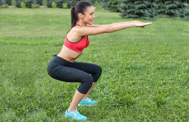 Squat Exercises for Weight Loss
