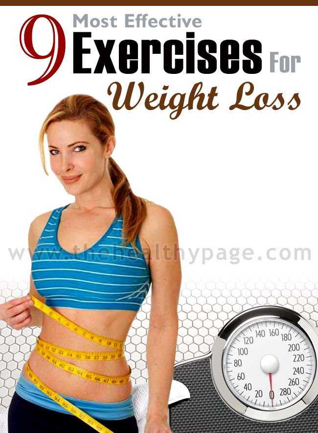 best workout exercises to lose weight