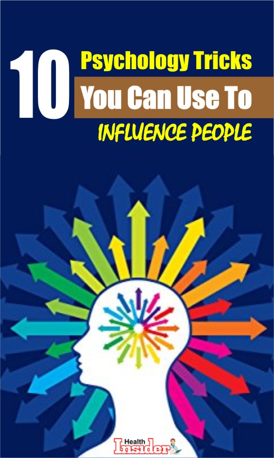 In the end, influence let you achieve your desired goals and outcomes. Here are some 10 best psychological ways to be influential and impressive in your own way. #psychologyfacts