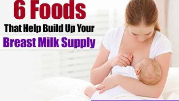 Best Foods That Help Build Up Your Breast Milk Supply