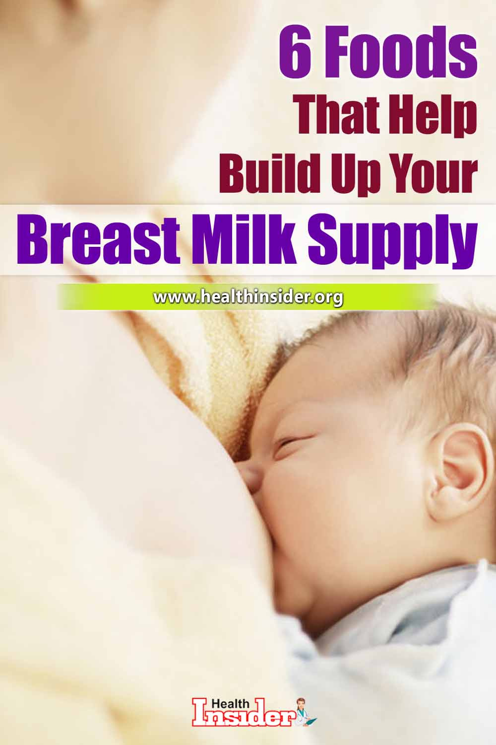 Here's a look at six best foods thought to help boost breast milk production — and the science behind those claims. #breastfeedingtips #breastfeedingdiet