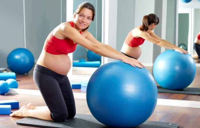 Get Moving to Stay Healthy in Pregnancy