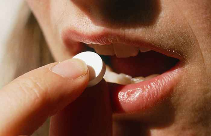 Aspirin Burn Mouth Problem