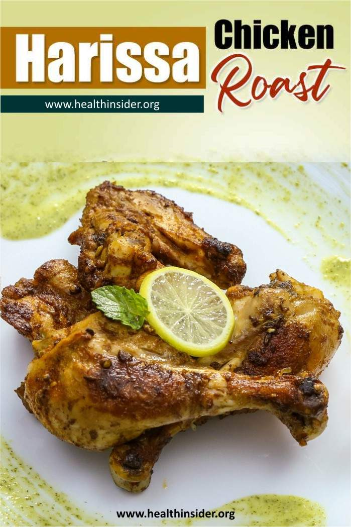 Harissa Chicken Roast Recipe