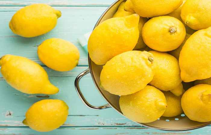 Lemons to rectify your skin problems