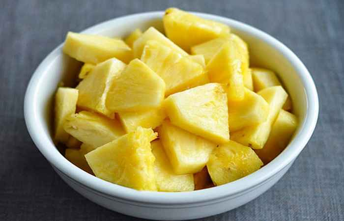 Pineapples to rectify your skin problems