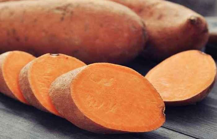 Sweet Potatoes to rectify your skin problems