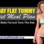 7 Days Diet Plan to Lose Belly Fat