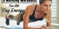Best Morning Workouts for All Day Energy