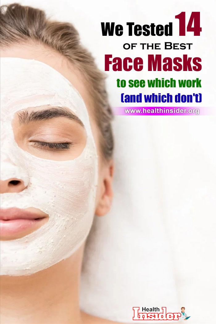 Finding the best face mask can do wonders for your skin, but are the new ones all they're cracked up to be? We tried, tested and reviewed 14 of the UK's top-rated skin soothers, from clays to creams. #facemask #bestfacemasks