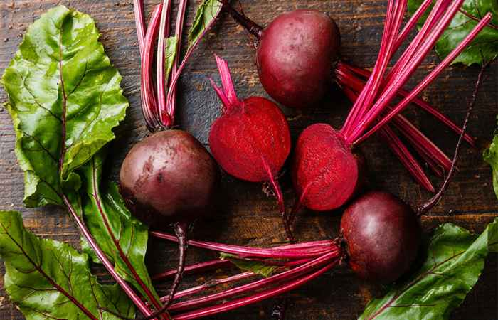 Beets and blood sugar levels