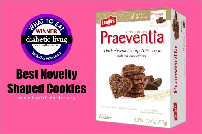 Best Novelty-Shaped Cookies for Diabetics