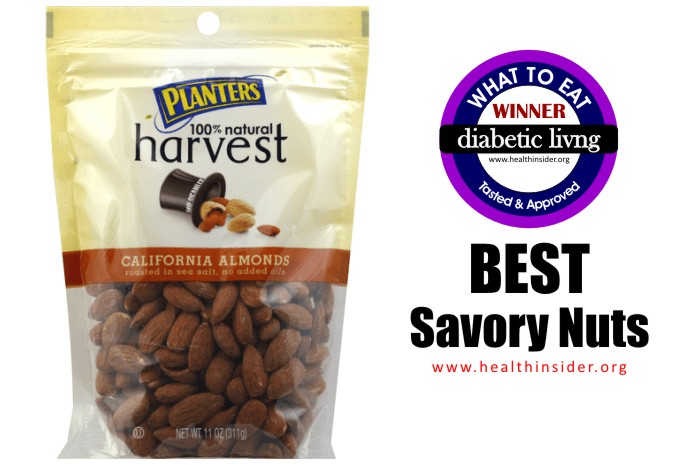 Best Savory Nuts for Diabetics