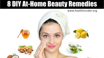 DIY Home Beauty Remedies