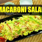 DIY Macaroni Salad Recipe