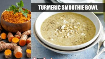 Turmeric Banana Smoothie