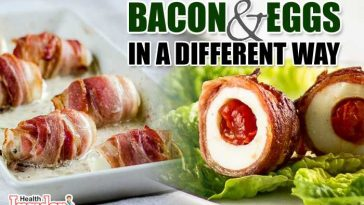 BACON AND EGGS Recipe