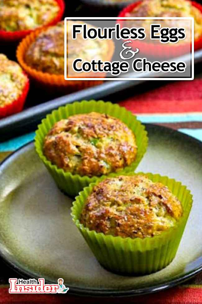 Flourless Eggs and Cottage Cheese