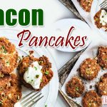 Sour Cream Bacon Pancakes